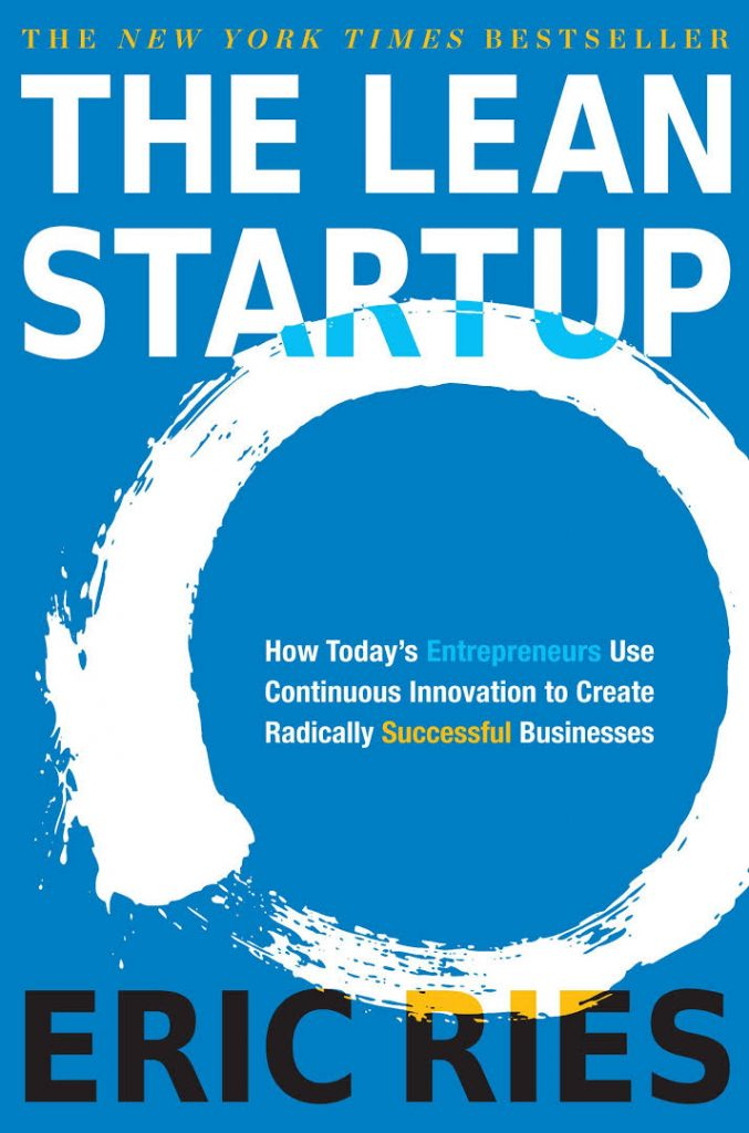 the lean startup recenzja eric ries