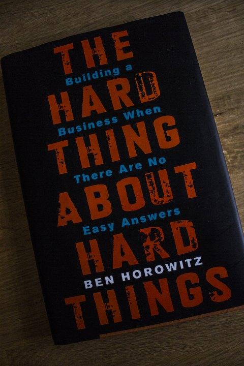 najtrudniejsze w tym co trudne Ben Horowitz recenzja 2