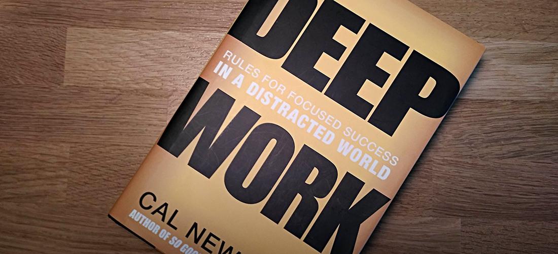 deep work opinia książka cal newport
